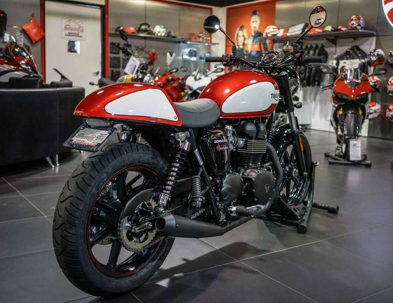 See more photos for this Custom BONNEVILLE NEWCHURCH, 2015 motorcycle listing