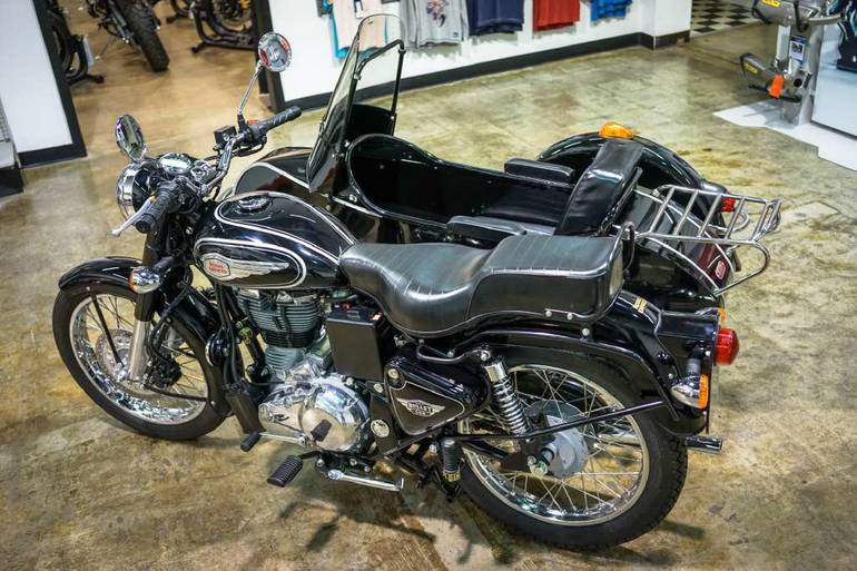 See more photos for this Custom ROYAL ENFIELD B5 W/ SIDECAR, 2015 motorcycle listing
