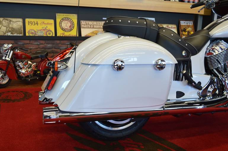 See more photos for this Indian Chieftain®, 2015 motorcycle listing