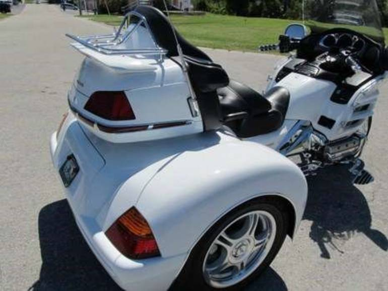 See more photos for this Champion Trikes Honda Goldwing GL 1800 Trike Kit, 2004 motorcycle listing
