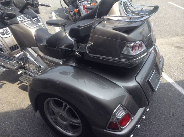 See more photos for this Champion Trikes Honda Goldwing GL 1800 Trike Kit, 2006 motorcycle listing