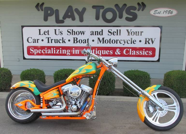 See more photos for this Revtech  Special Custom Motorcycle, 2006 motorcycle listing