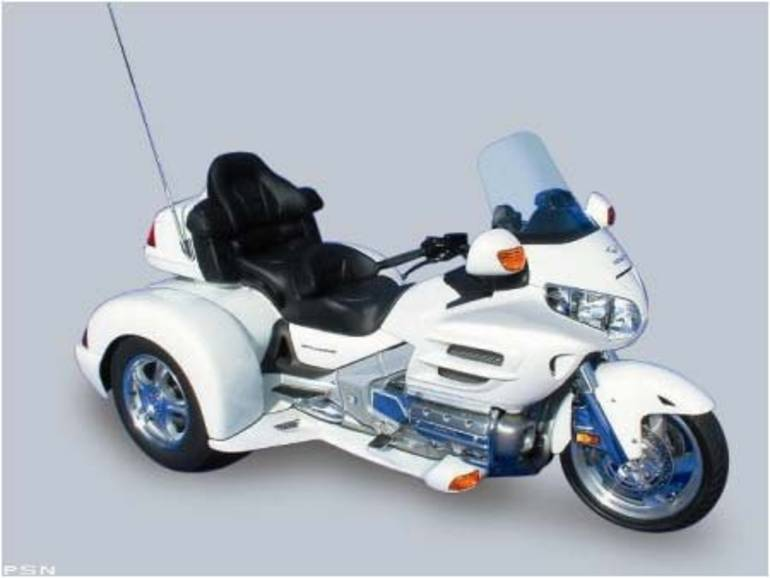 See more photos for this Champion Trikes Honda GL 1800, 2010 motorcycle listing
