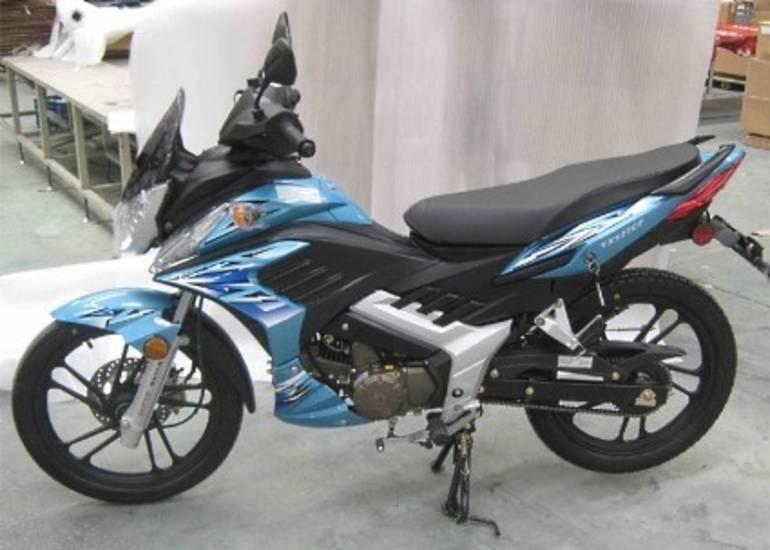 See more photos for this Rta 125cc Phoenix Moped Scooter Chopper Motorcycle - 2011 O, 2011 motorcycle listing