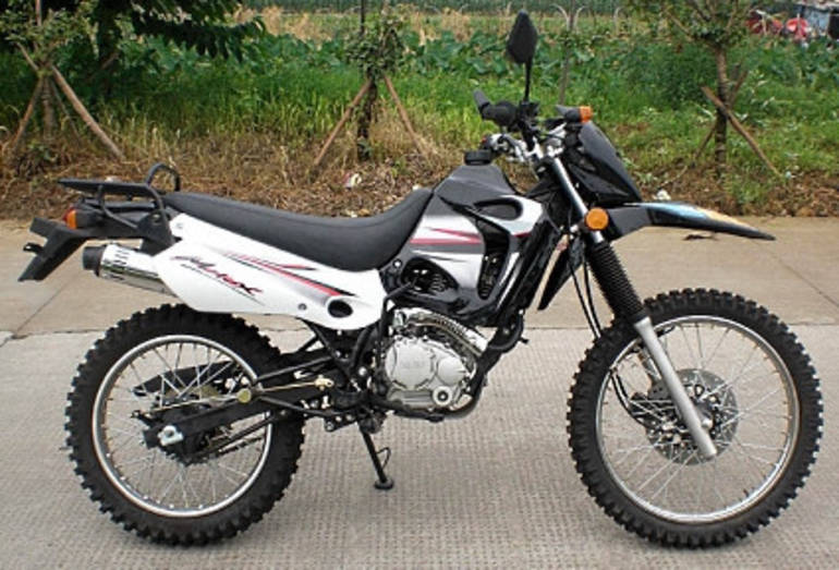 See more photos for this Dongfang 250cc 4 Stroke Enduro Dirt Bike Motorcycle, 2012 motorcycle listing