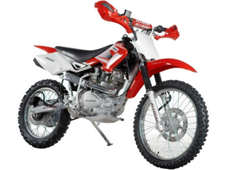 See more photos for this Kandius 200cc Twister Dirt Bike, 2012 motorcycle listing