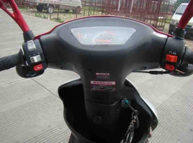 See more photos for this Supermach 50cc 4 Stroke Velocity Moped Scooter, 2012 motorcycle listing