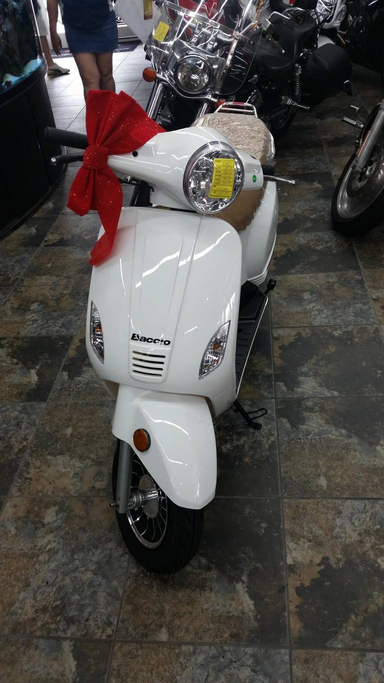 See more photos for this Baccio 50 CC, 2014 motorcycle listing