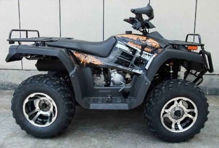 See more photos for this Cgr Monster 300cc ATV Four Wheeler, 2014 motorcycle listing