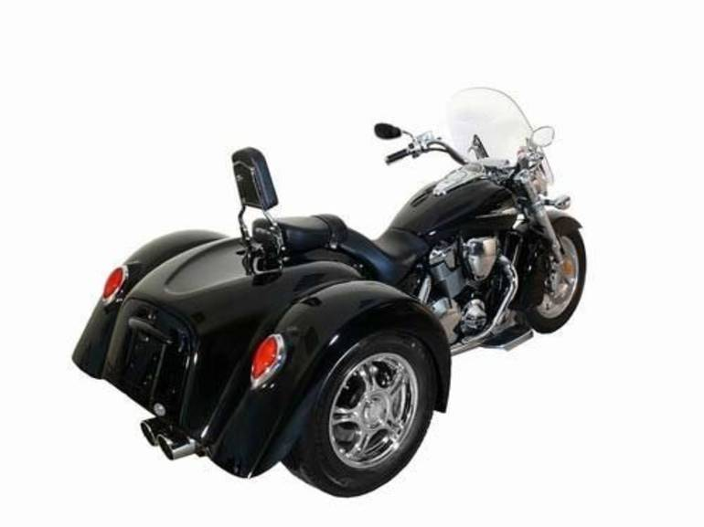See more photos for this Champion Sidecars And Trikes VTX1300 Trike, 2014 motorcycle listing