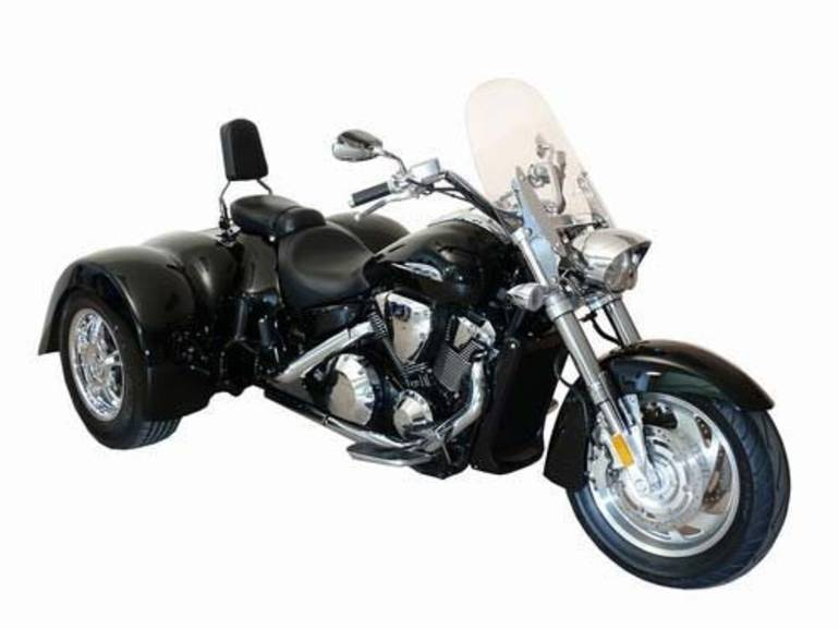 See more photos for this Champion Sidecars And Trikes VTX1800 Trike, 2014 motorcycle listing