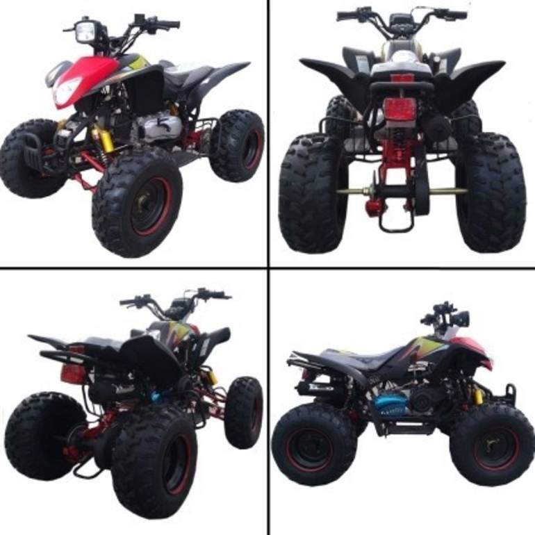 See more photos for this China 150cc Type R 4-Stroke Fully Automatic ATV, 2014 motorcycle listing