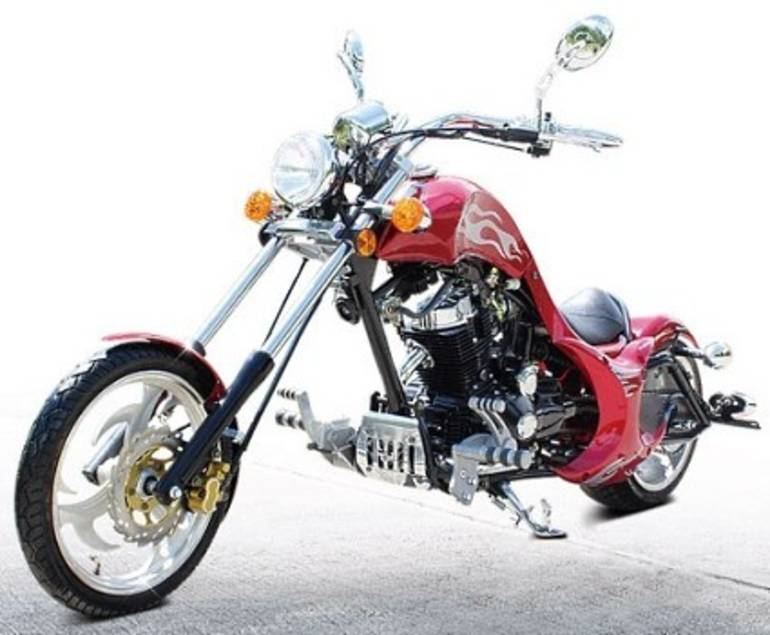See more photos for this Dfm 250cc Limited Edition Vampire Chopper Motorcycle, 2014 motorcycle listing