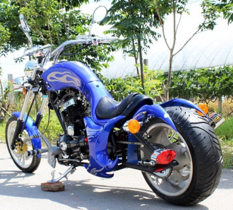 See more photos for this Dongfang 250cc Limited Edition Vampire Chopper Motorcycle, 2014 motorcycle listing