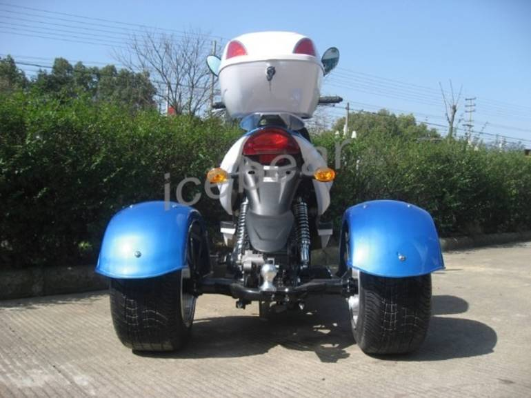 See more photos for this Icebear 50CC AUTOMATIC TRIKE, 2014 motorcycle listing