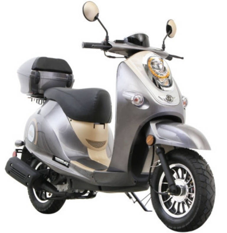 See more photos for this Miu MC_H50_T4 2013 49cc Moped Scooter ON SALE, 2014 motorcycle listing