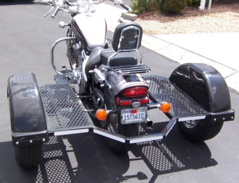 See more photos for this Outlaw Outlaw Series Motorcycle Trike Kit - Fits Triumph, 2014 motorcycle listing