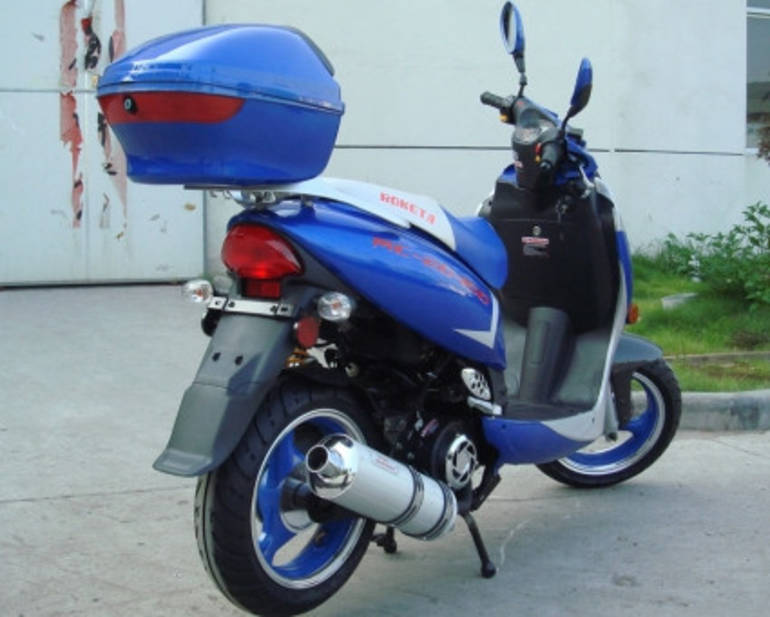 See more photos for this Renadon 150cc 4-Stroke Moped Scooter, 2014 motorcycle listing