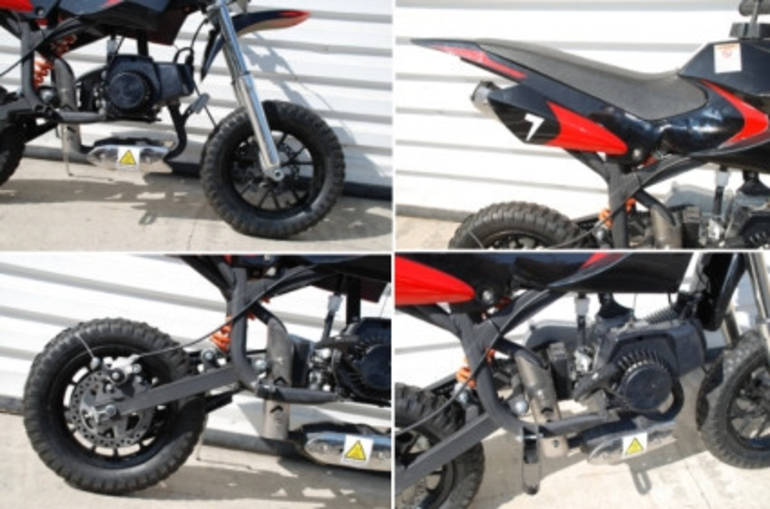 See more photos for this Sunny 49cc 2 Stroke Mini Dirt Bike ON SALE on SaferWholesale, 2014 motorcycle listing