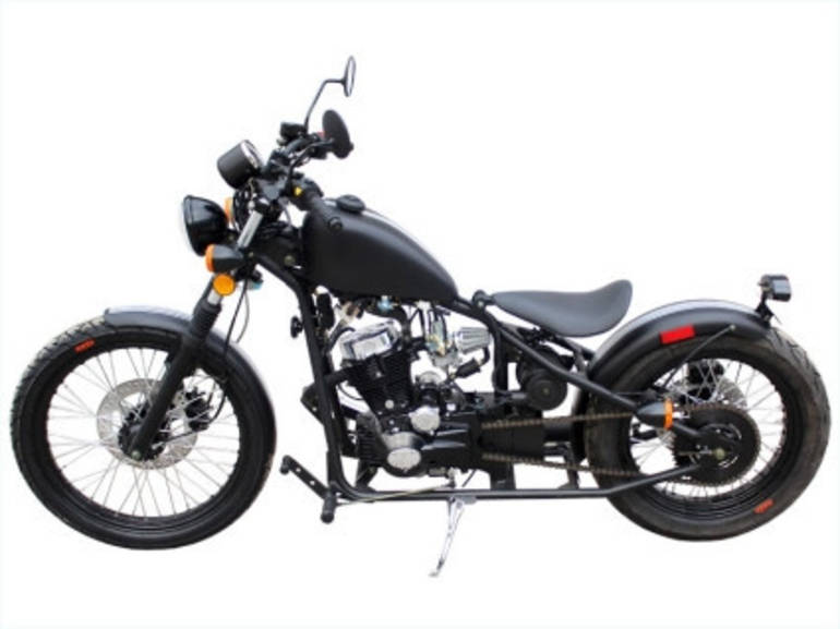 See more photos for this Bobber 250cc Chopper Motorcycle, 2015 motorcycle listing