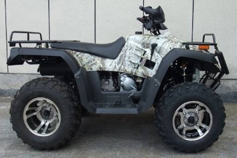 See more photos for this Cgr Monster 300cc ATV Four Wheeler, 2015 motorcycle listing