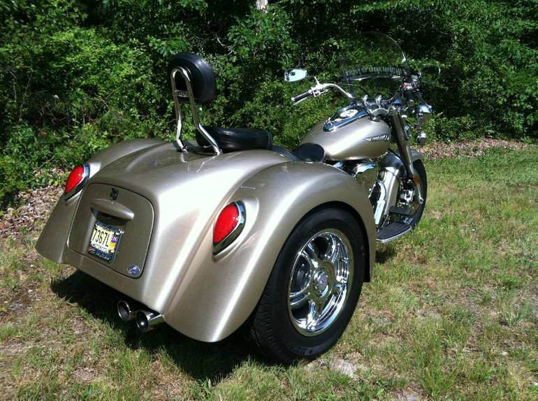 See more photos for this Champion Trikes Honda VTX 1800, 2015 motorcycle listing