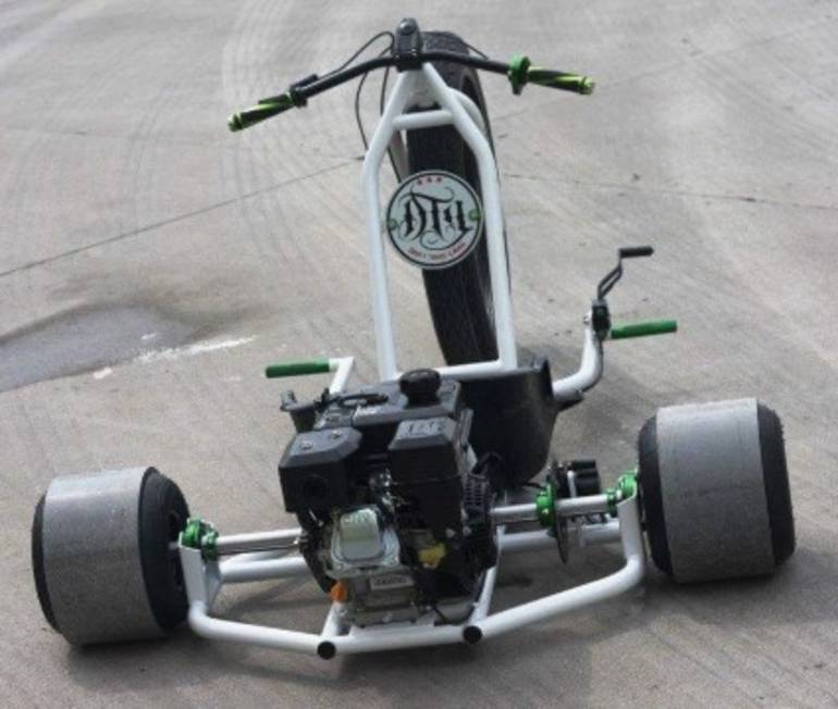 See more photos for this Gsi Gas Powered Drift Trike Tricycle Bike Fat Ryder Motoriz, 2015 motorcycle listing