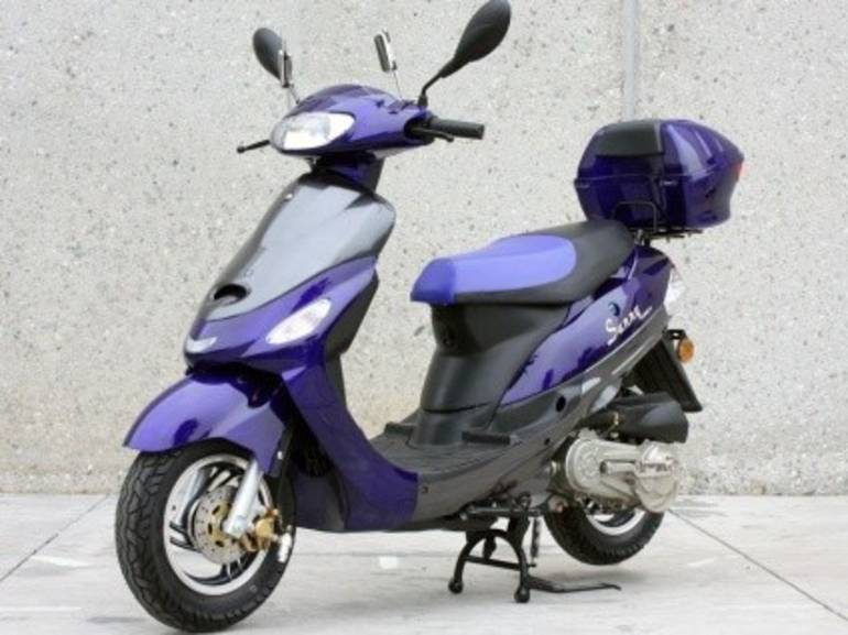 See more photos for this Scd 50cc MC_JL5A 4-Stroke Moped Scooter, 2015 motorcycle listing