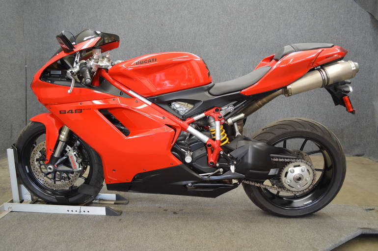 See more photos for this Ducati 848 Evo, 0 motorcycle listing
