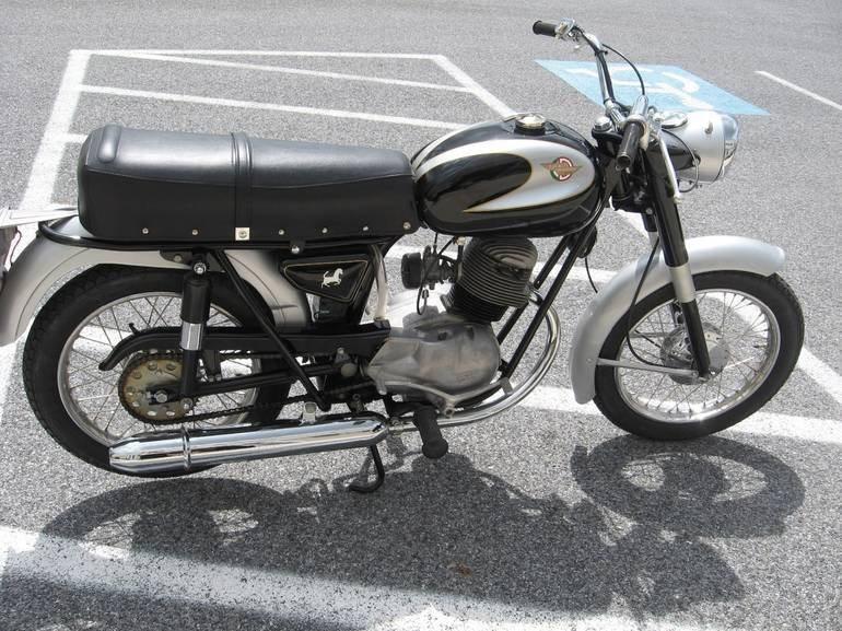 See more photos for this Ducati BRONCO, 1960 motorcycle listing