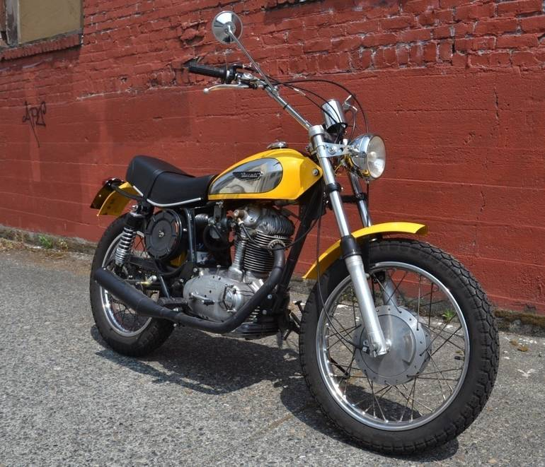See more photos for this Ducati SCRAMBLER 450, 1969 motorcycle listing