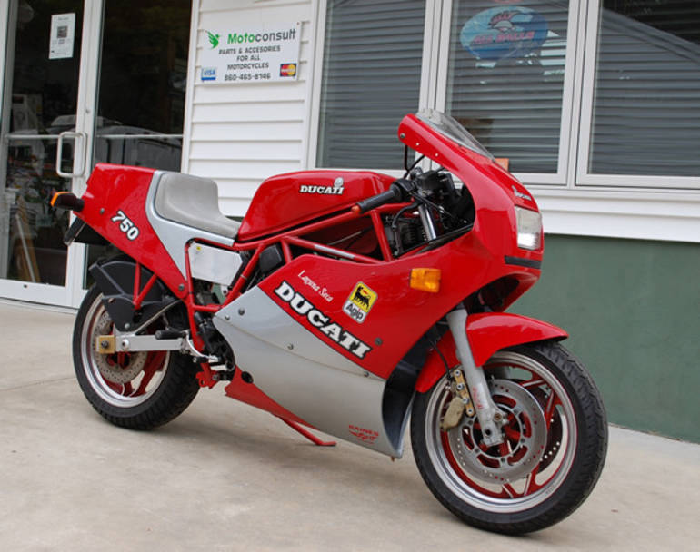 See more photos for this Ducati F1 Laguna Seca, 1987 motorcycle listing