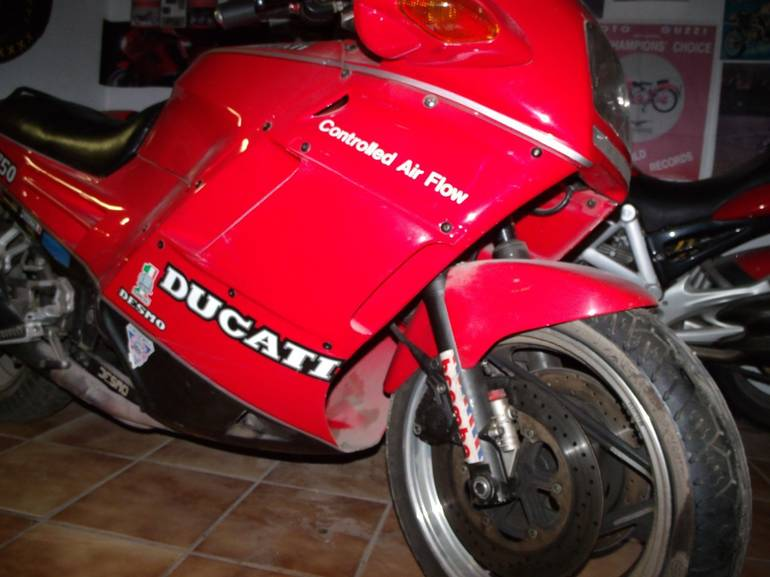 See more photos for this Ducati Paso 750, 1987 motorcycle listing