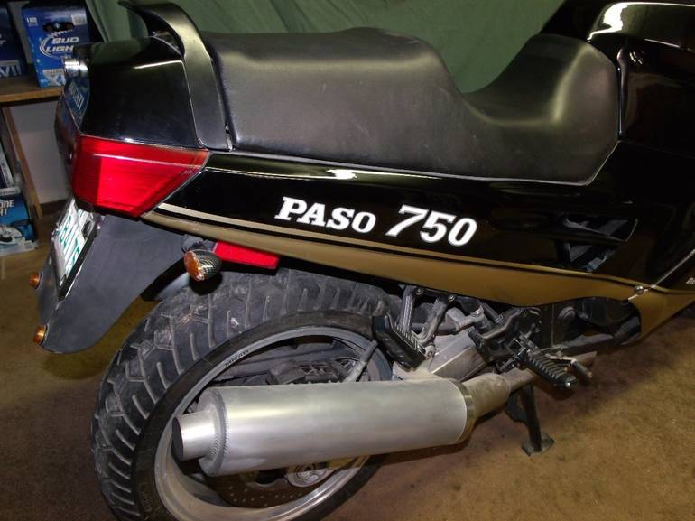 See more photos for this Ducati Paso 750, 1988 motorcycle listing