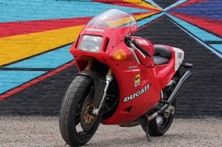 See more photos for this Ducati 851 SUPERBIKE, 1990 motorcycle listing