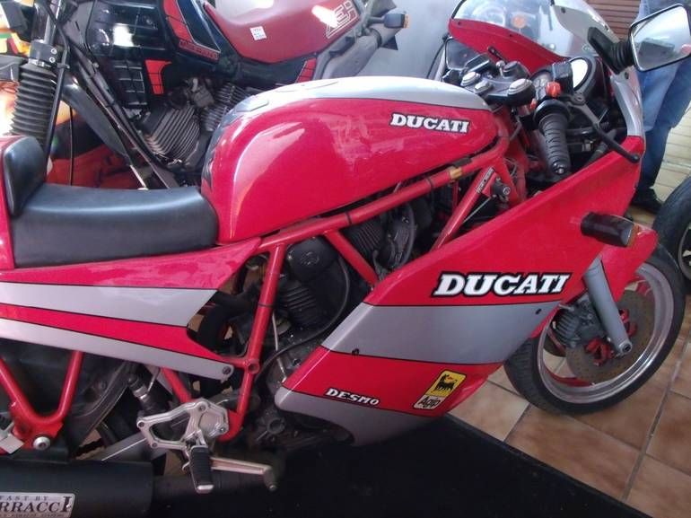 See more photos for this Ducati Sport , 1990 motorcycle listing