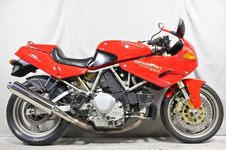 See more photos for this Ducati 900 SS/CR, 1994 motorcycle listing
