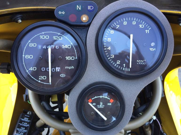 See more photos for this Ducati SUPERSPORT 900, 1999 motorcycle listing