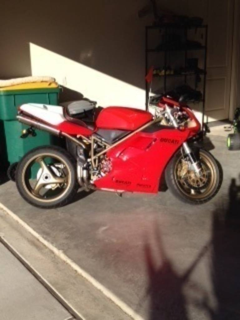 See more photos for this Ducati 748 Mono , 2000 motorcycle listing
