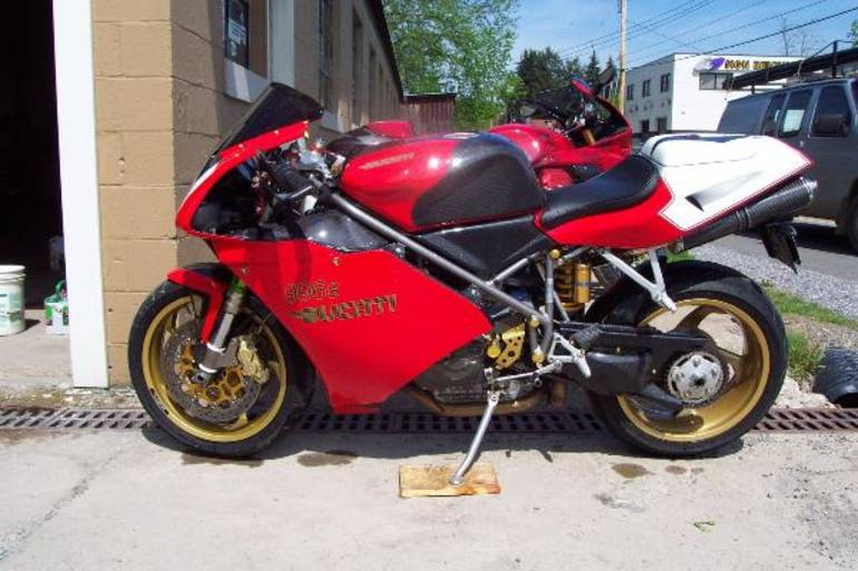 See more photos for this Ducati 996 996s  996 s Special, 2000 motorcycle listing