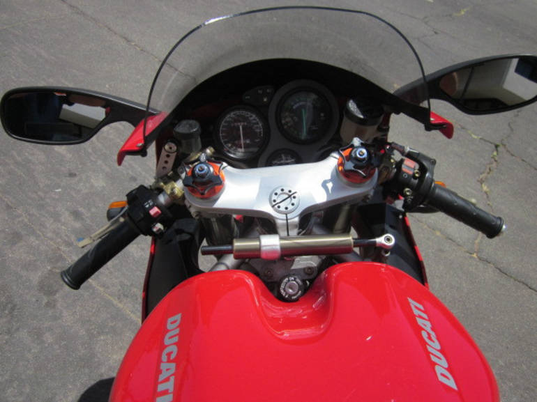 See more photos for this Ducati 996 Bi Posto - See ALL the Ducati's at GP!, 2001 motorcycle listing