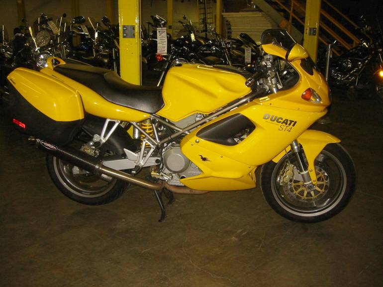See more photos for this Ducati ST 4, 2001 motorcycle listing