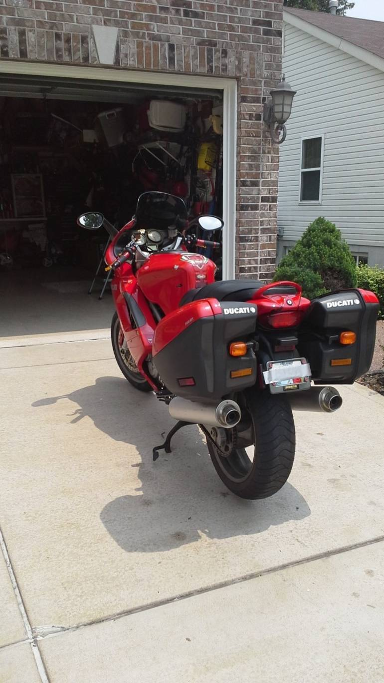 See more photos for this Ducati St 2, 2001 motorcycle listing