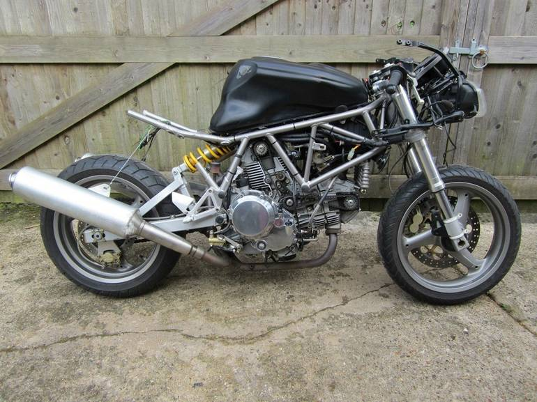 See more photos for this Ducati Super Sport 750, 2001 motorcycle listing