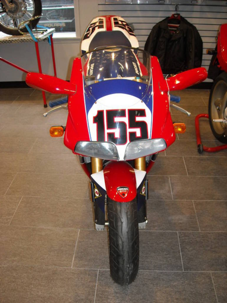 See more photos for this Ducati 998 Ben Bostrom LTD Ed, 2002 motorcycle listing