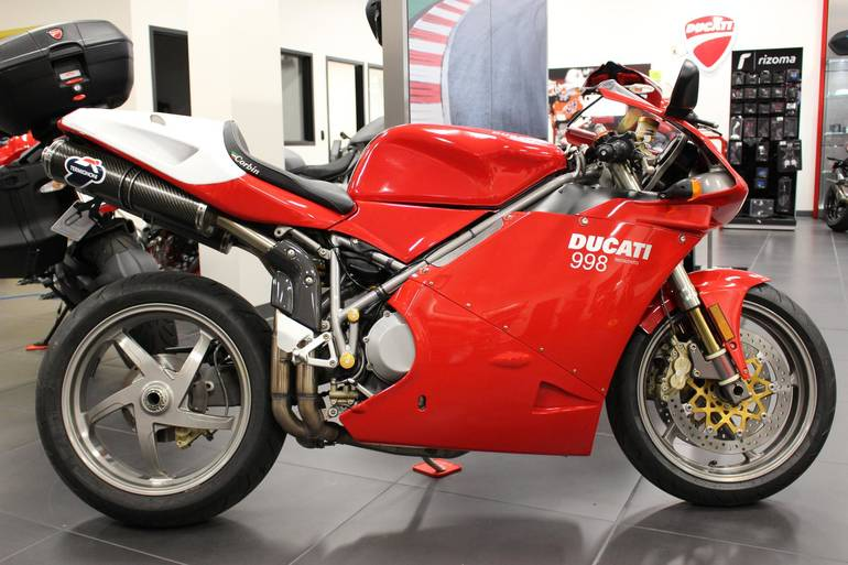 See more photos for this Ducati 998, 2002 motorcycle listing