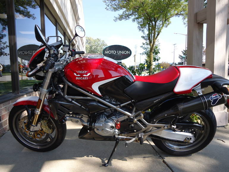 See more photos for this Ducati Monster S4 Foggy, 2002 motorcycle listing