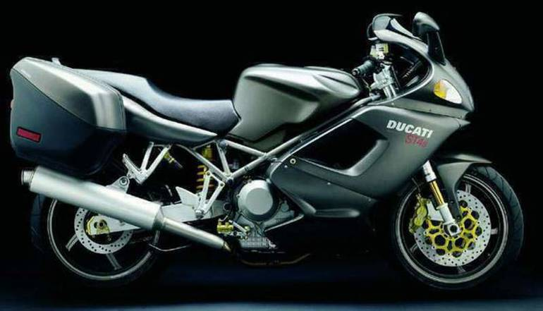 See more photos for this Ducati ST4 S, 2002 motorcycle listing