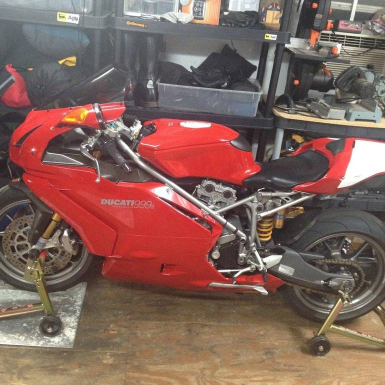 See more photos for this Ducati Superbike 999, 2003 motorcycle listing