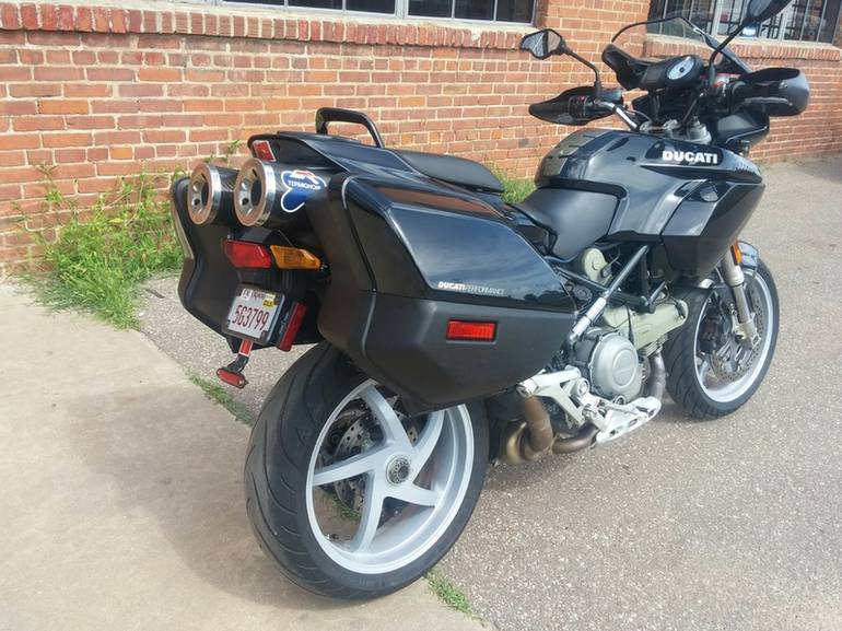 See more photos for this Ducati Multistrada 1000 DS, 2004 motorcycle listing